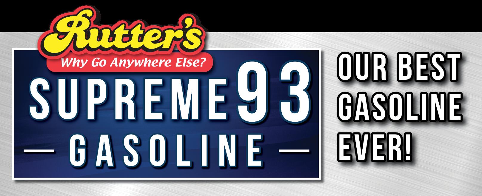 Rutter's Supreme 93