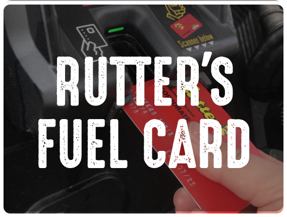 Rutter's Fuel Card Program