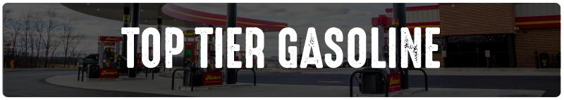Rutters Top Tier Gasoline