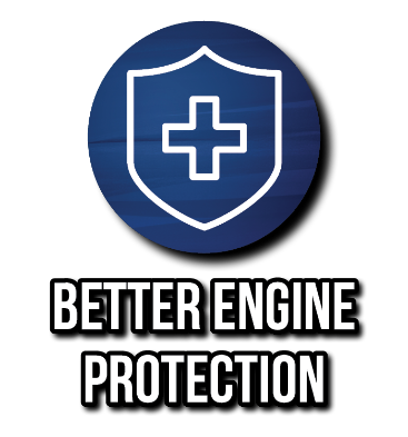 Better engine protection