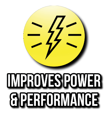 Improves power and performance