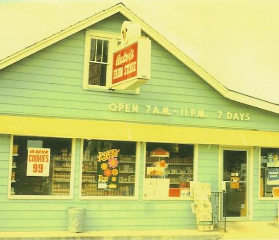 Rutter's Old store