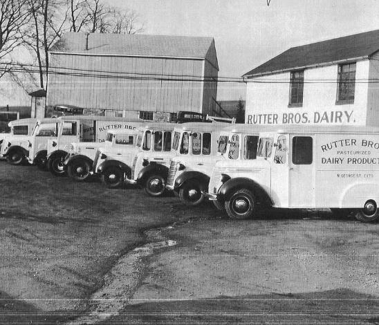 Rutter's Diary Trucks