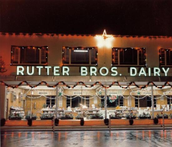 Rutter's Ice Cream