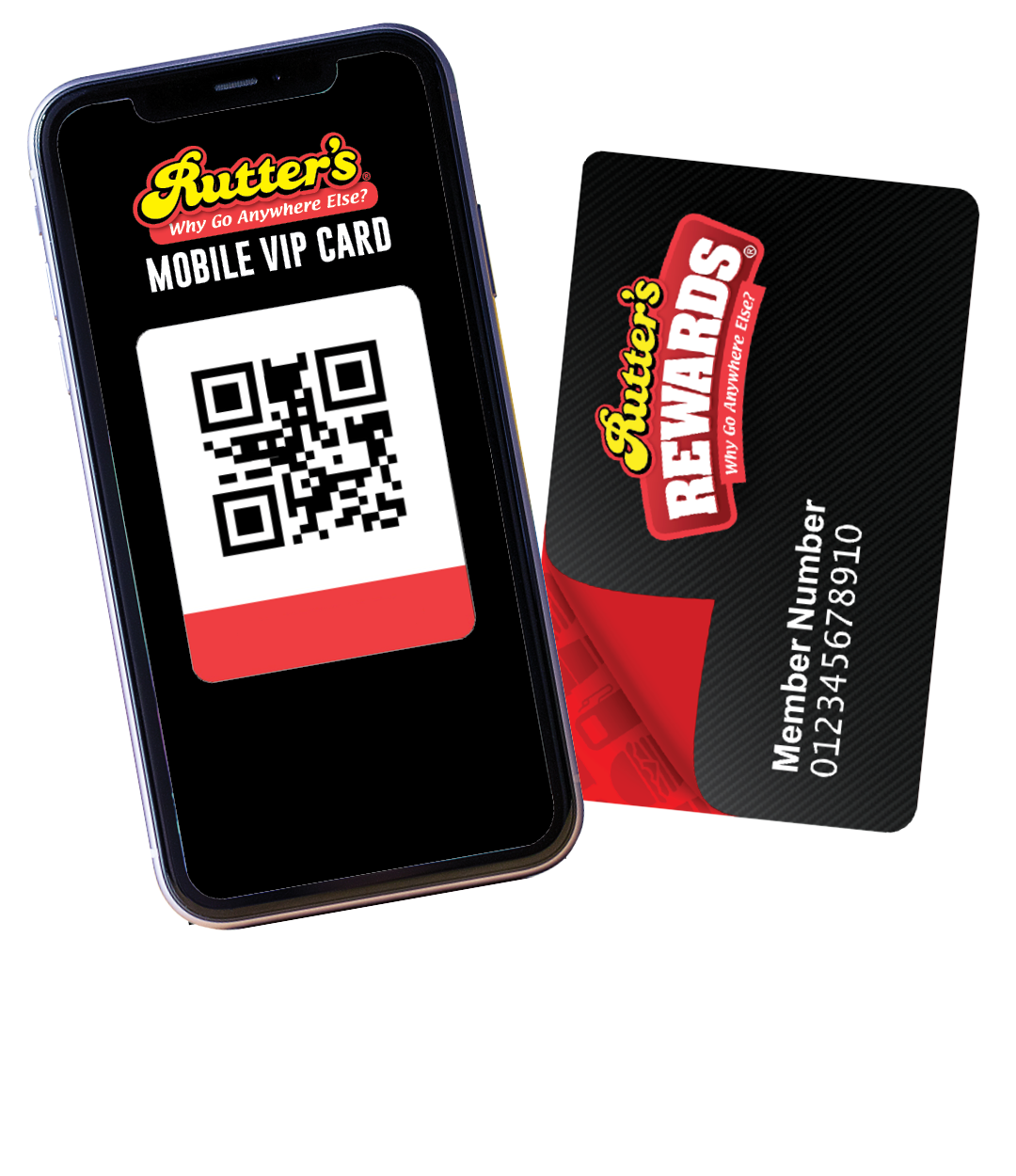 Rutter's App