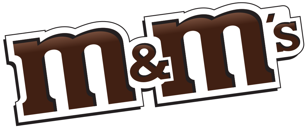 m and m