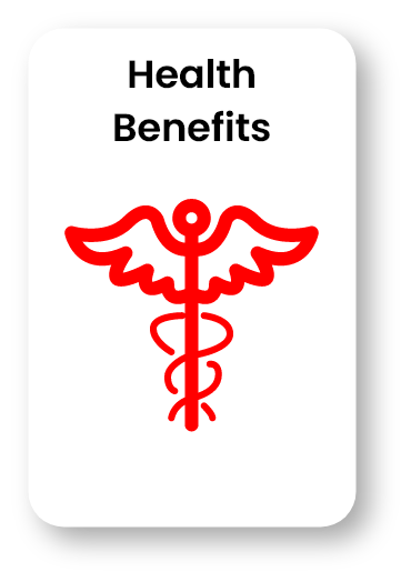 Rutter's Health Benefits