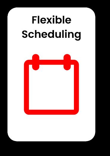 Rutter's Flexible Scheduling